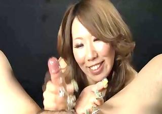 japanese handjob compilation