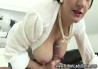 see mature lady sonia tit fuck