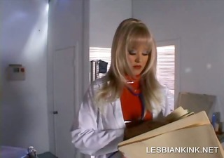 bitch in latex working her horny cunt