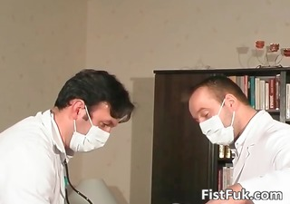 watch these perverted doctors as they